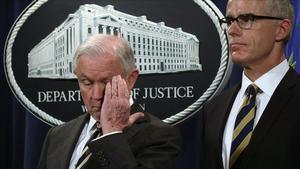 El número dos de l'FBI, acomiadat 26 hores abans de la seva jubilació