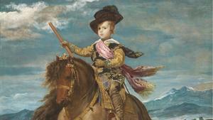 L'obra de Velázquez visita Barcelona per primera vegada