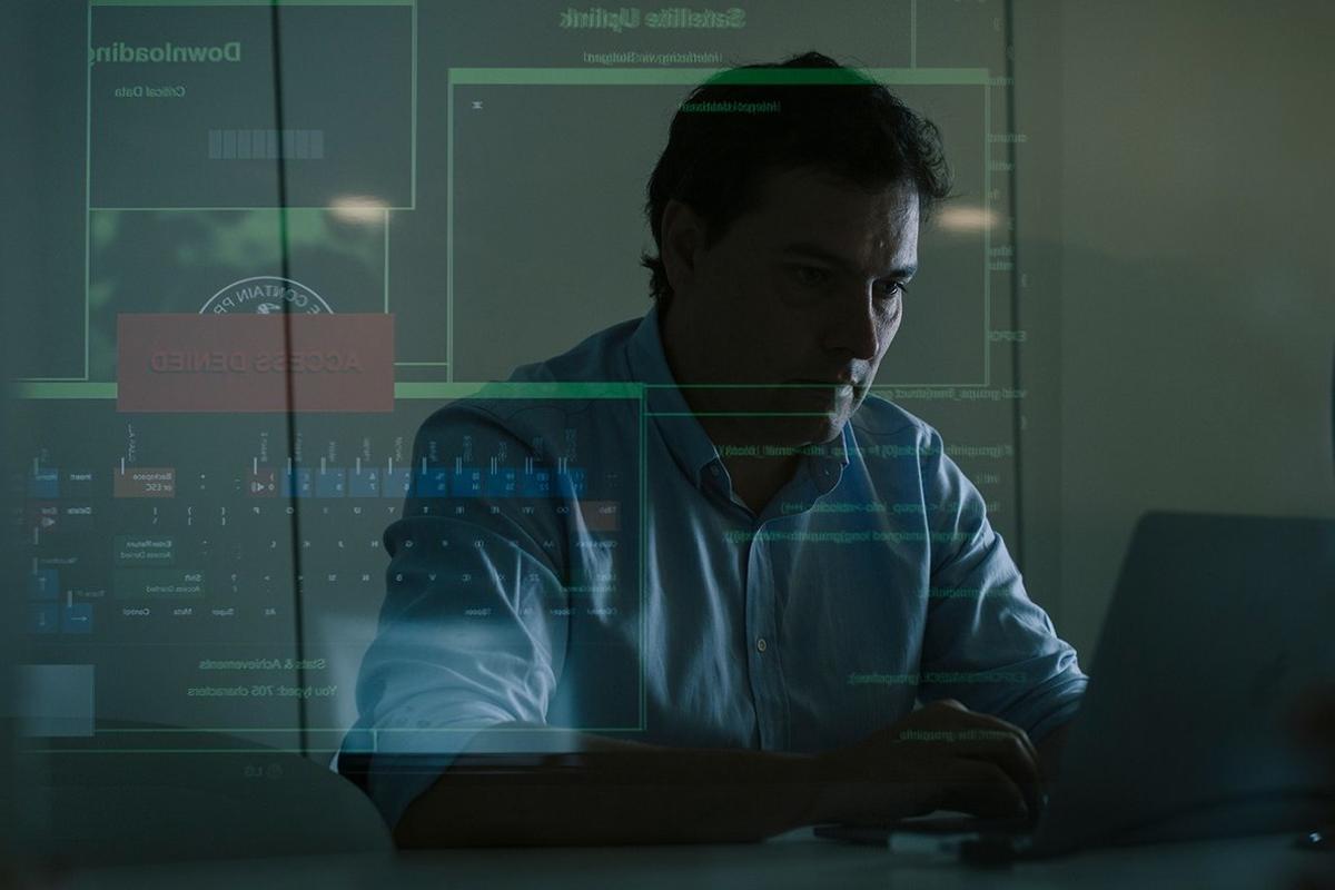 David Barroso, cofundador y CEO de CounterCraft.