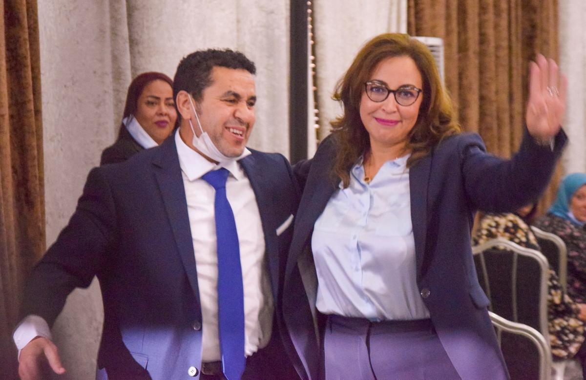 Asmaa Ghlalou.
