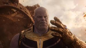 Thanos, encarnado por Josh Brolin.