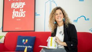 Laura González-Estéfani (TheVentureCity): «A Espanya s'ha d'incentivar fiscalment, invertir en capital emprenedor i incentivar el talent»