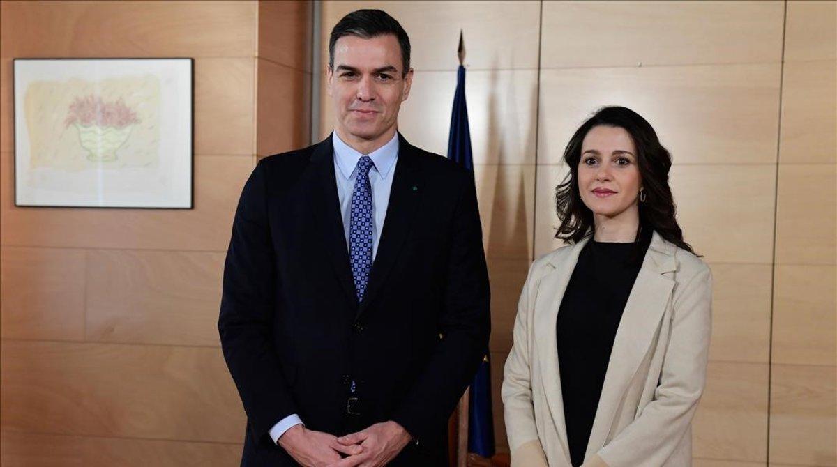 El PSOE empeny cap a un pacte de Pressupostos que inclogui Cs: «Cal intentar-ho»
