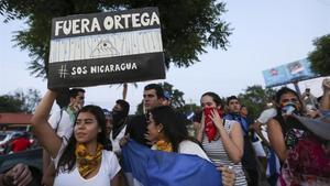 Nicaragua: protestes i repressió
