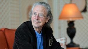 Peter Handke, en el 2012.