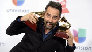 Jorge Drexler en la gala de los Grammy Latino