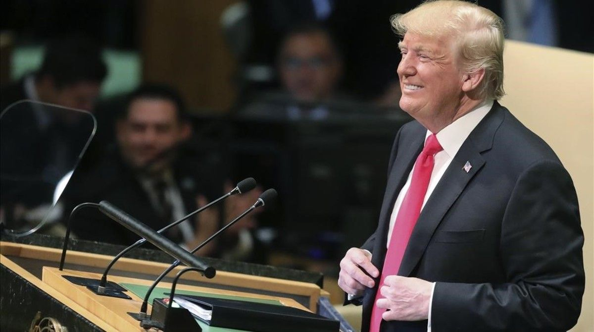 Dues actituds irreconciliables a l'ONU