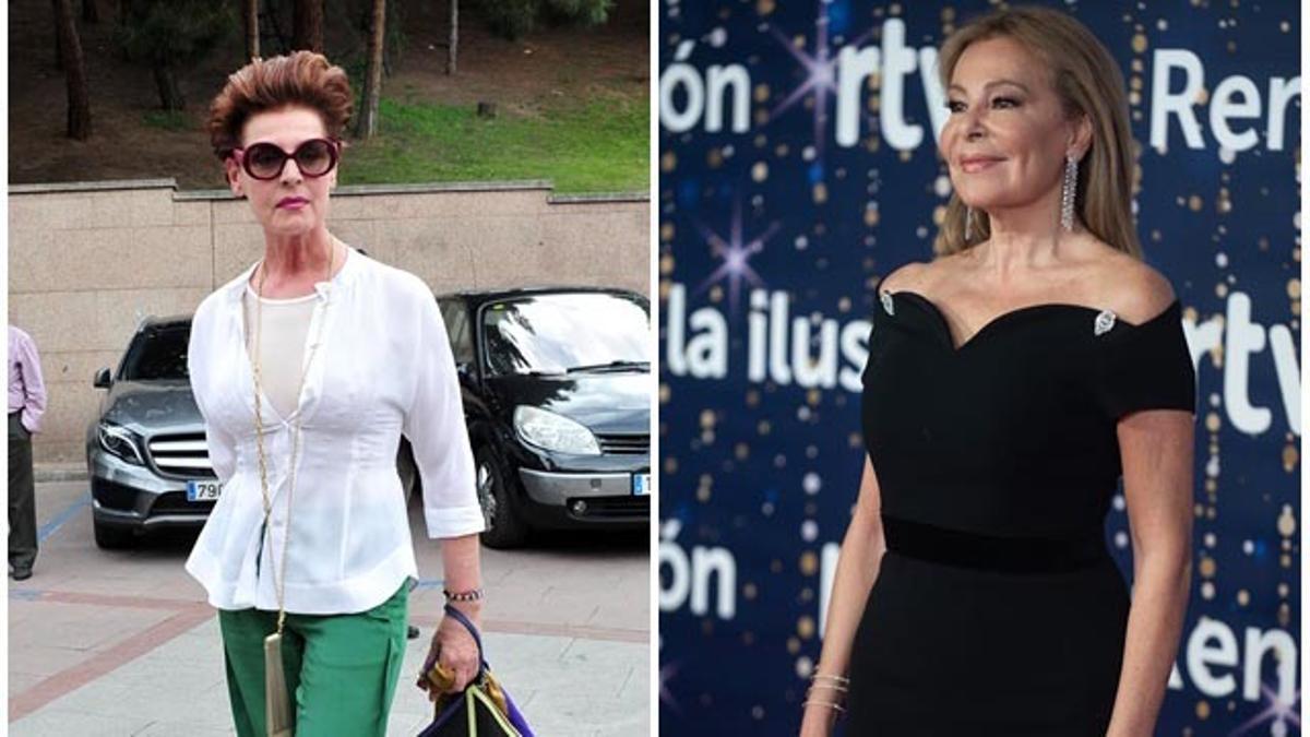 Antonia Dell'Atte denunciará a Ana Obregón por calumnias
