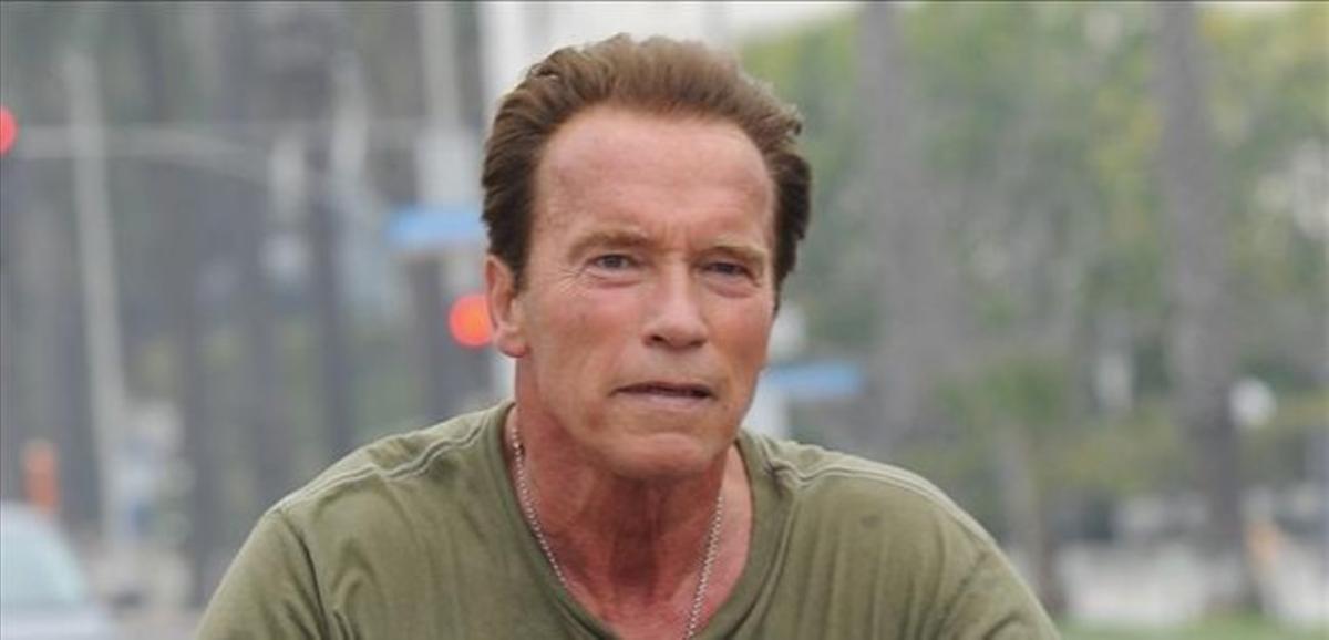 Arnold Schwarzenegger en una imagen reciente.