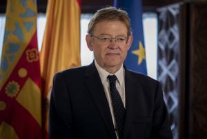 Ximo Puig, presidente valenciano.