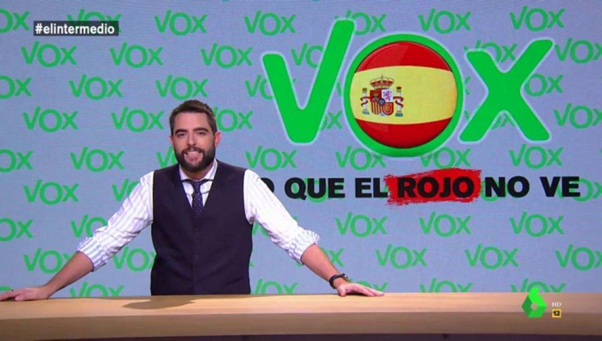 El vicepresidente de Vox amenaza con cerrar laSexta si llegan al gobierno