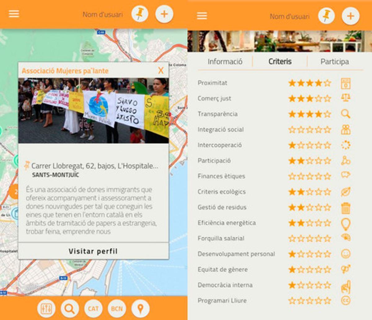 Mapeando la economía social y solidaria: Pam a Pam