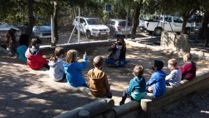 El conseller Bargalló fa balanç del curs en un col·loqui organitzat per EL PERIÓDICO