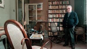 L'Any Brossa reforça l'esperit combatiu i avantguardista del poeta