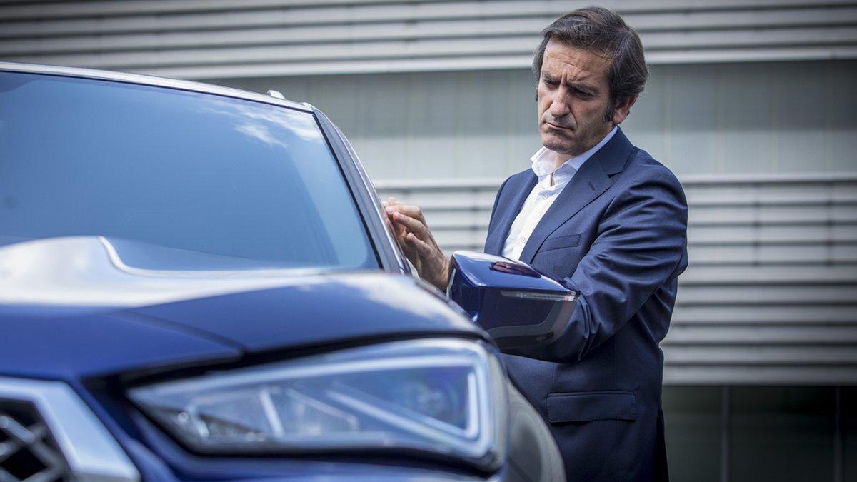 Alejandro Mesonero debutará como nuevo diseñador en Renault en octubre.