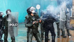 La xacra de la violència policial es perpetua a Colòmbia
