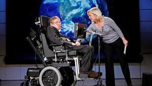 Stephen Hawking, en una imagen de archivo.