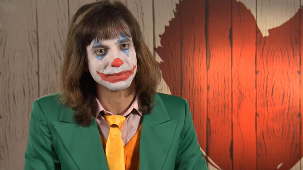 El Joker busca l'amor a 'First dates': «Tinc l'ànima trencada en mil trossos»