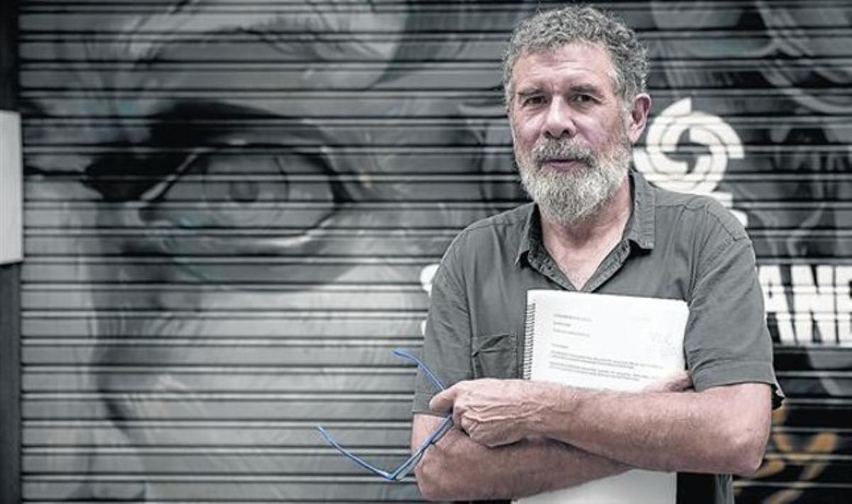Lluís Soler: «Como director intento facilitar las cosas a todos»