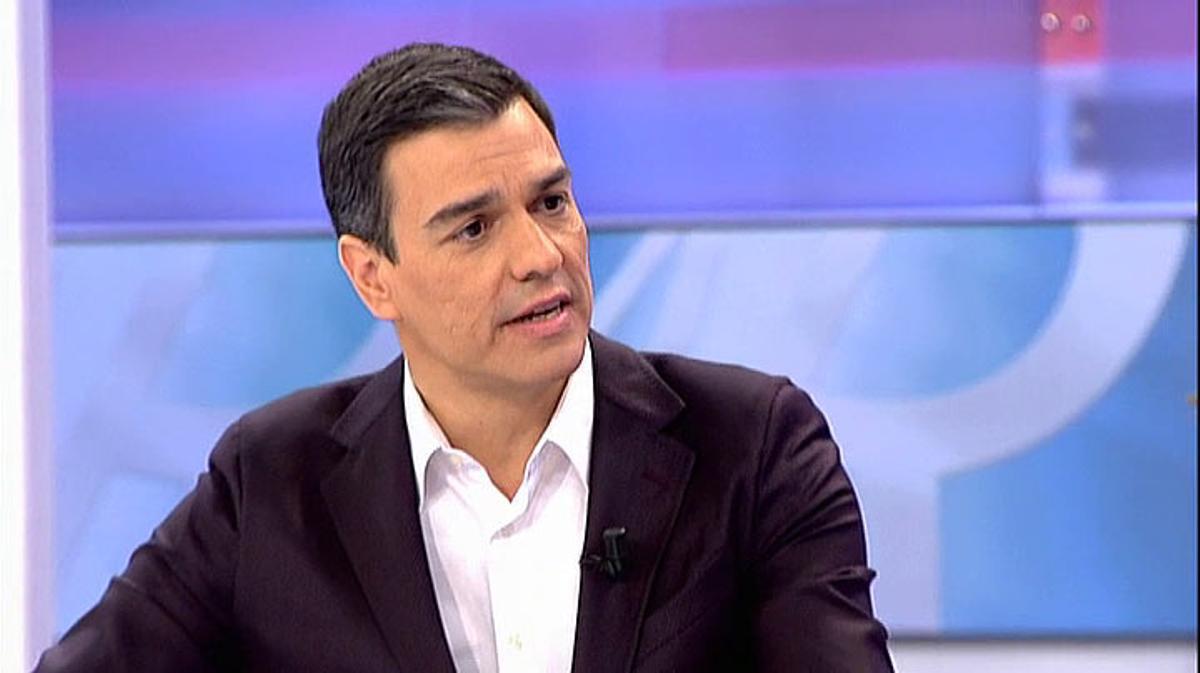 Pedro Sánchez asegura en una entrevista en Tele 5: Un socialista no puede tener una 'offshore' en Panamá.