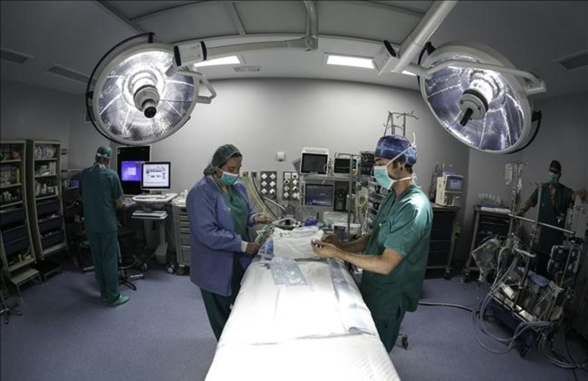 Can Ruti realitza primer bioimplant de cèl·lules mare al cor d'un pacient