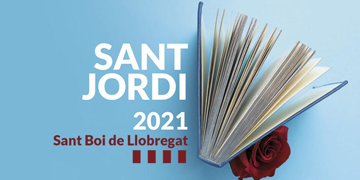 Sant Jordi 2021 en Sant Boi