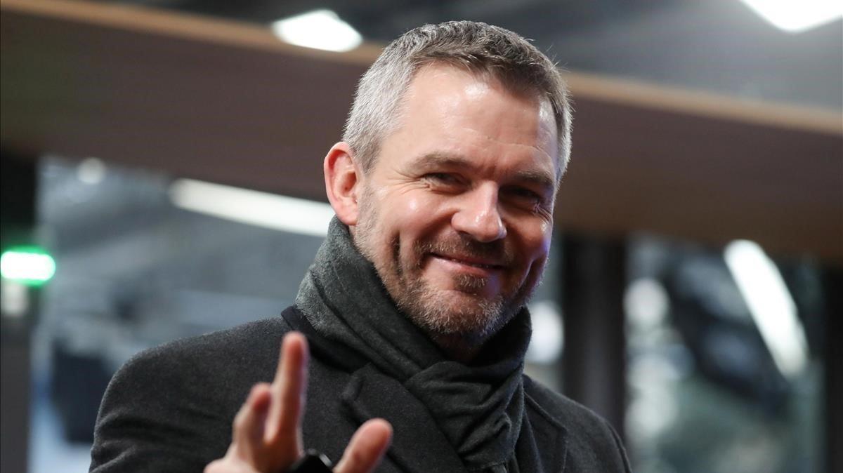 El primer ministro eslovaco, ingresado con neumonía