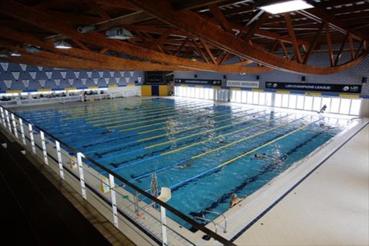 Tesis 8 La piscina del Barceloneta, experimento de agua sin cloro