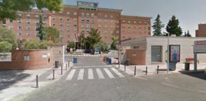 El Hospital Virgen de la Salud de Toledo.