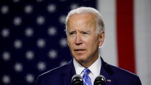 El presidente electo de EEUU, Joe Biden.