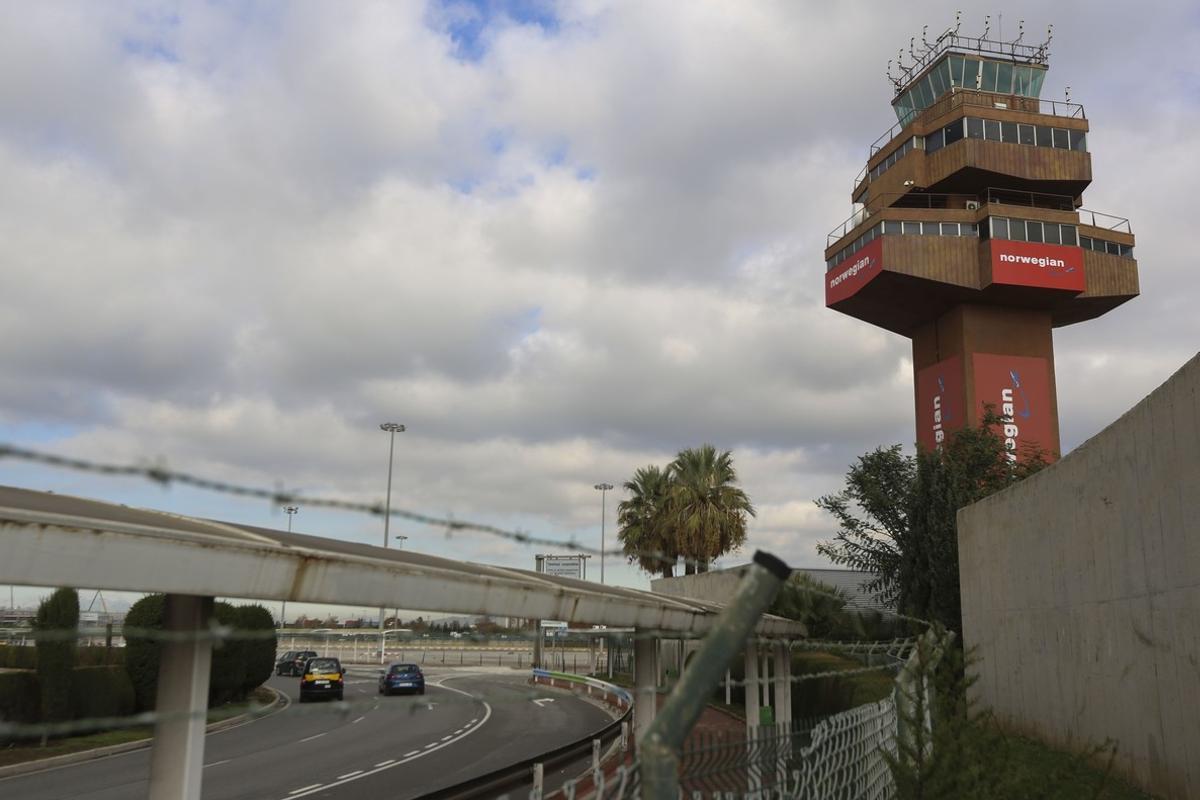 Els aeroports espanyols tanquen el 2020 amb una caiguda del 72,4% de passatgers