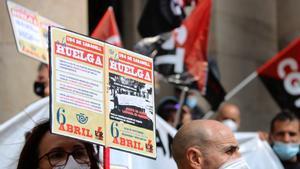 La vaga de Correus a Sabadell s'enquista i s'estendrà a Terrassa a finals de maig