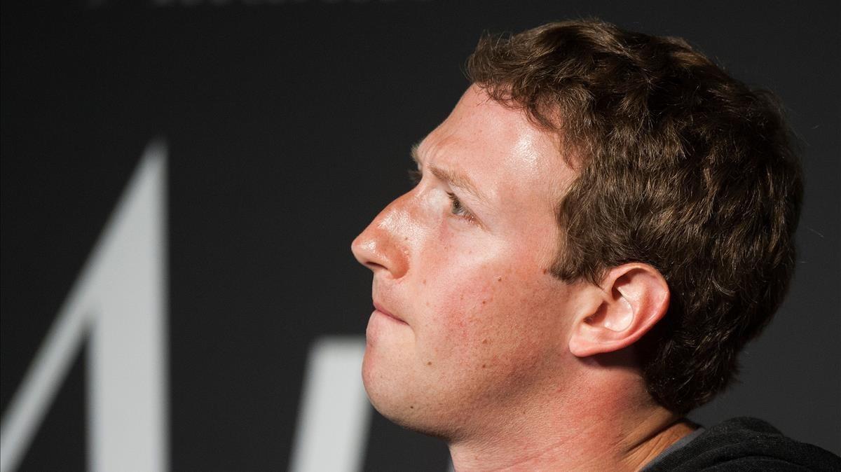 El fundador y presidente de Facebook, Mark Zuckerberg, en septiembre del 2013.
