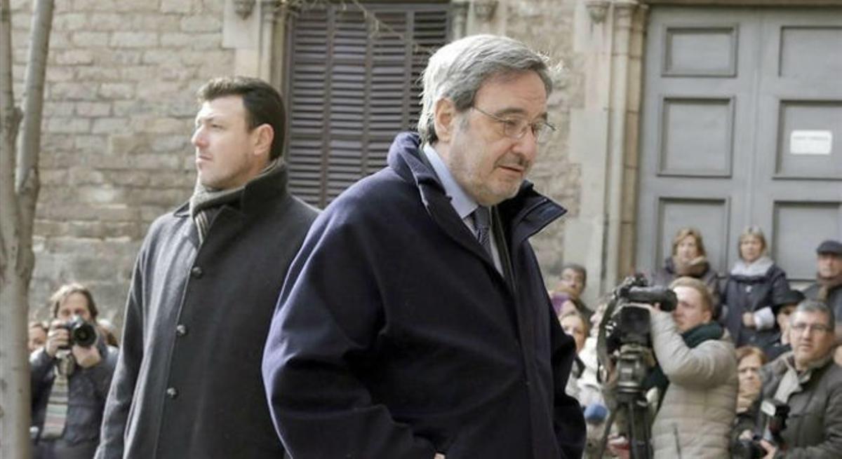 Anticorrupción investiga a Narcís Serra por presuntas irregularidades como expresidente de Caixa Catalunya