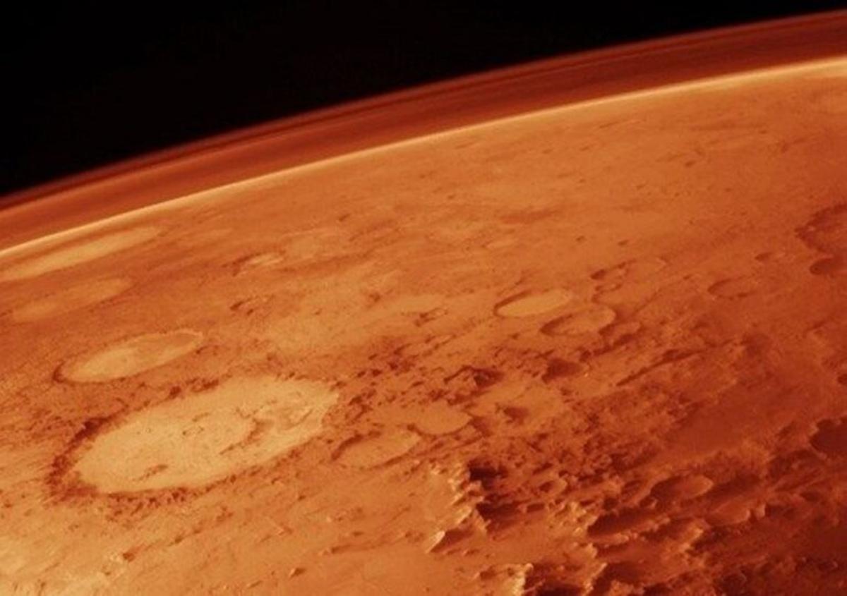El aire de Marte podría convertirse en gasolina para cohetes