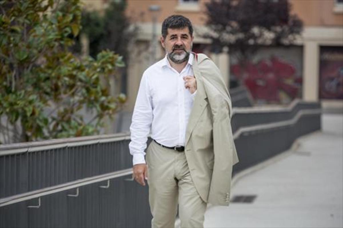 Jordi Sànchez.
