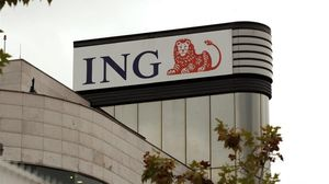 Sede central del banco ING, en Madrid.