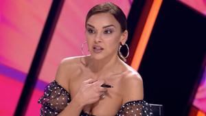 """Chenoa valora la imitación de Jorge González en 'Tu cara me suena': """"David Bisbal no tiene competidor"""""""