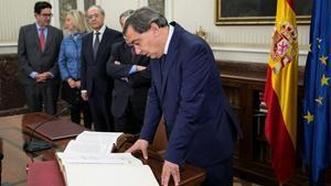 """La futura fiscal en cap de BCN combatrà la """"desinformació"""" sobre el procés"""