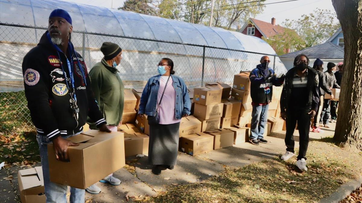 Pobresa, atur i desnonaments: les ferides econòmiques de la pandèmia als EUA