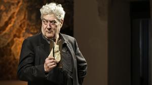 Monzó, en junio pasado, al recibir el Premi d'Honor de les Lletres Catalanes.