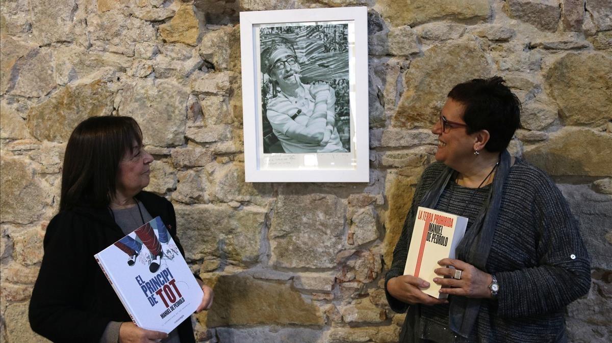 Manuel de Pedrolo tornarà a omplir les llibreries