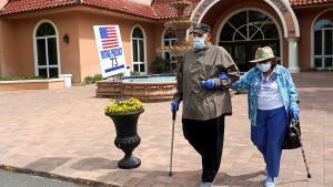 Estados Unidos está en emergencia nacional por el coronavirus.