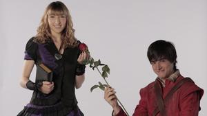 Lila y Desmond, del canal Super 3.