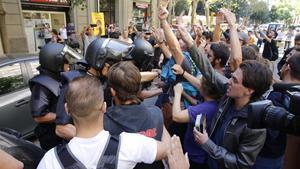 L'Audiència de Barcelona arxiva la denúncia pel setge a la seu de la CUP