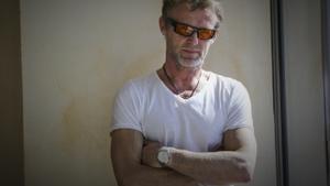 El escritor noruego Jo Nesbo, en una de sus visitas a Barcelona.