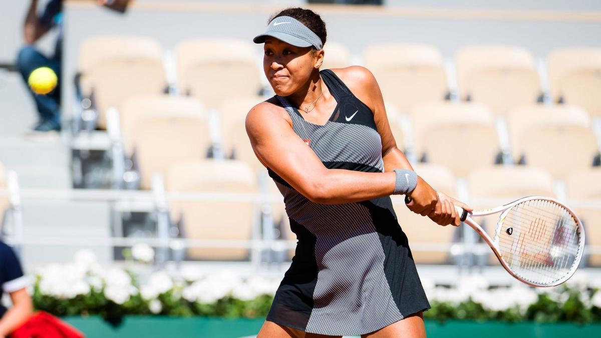 Osaka es retira de Roland Garros