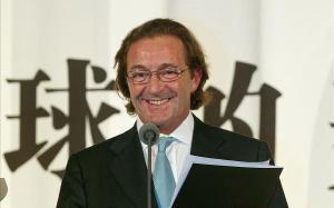 Gérald Marie, expresidente de Elite Model Goup.