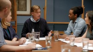 Aaron Sorkin, en uno de sus vídeos magistrales de cómo escribir un guión.