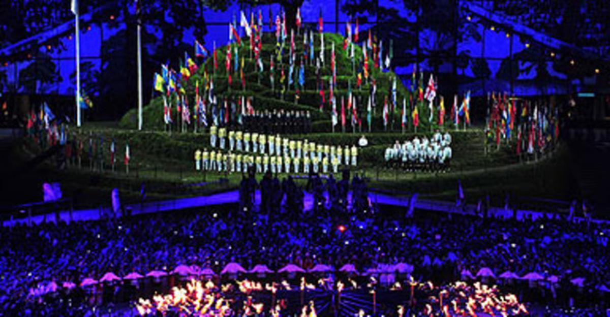 Inauguración de los Juegos Olímpicos, este viernes.